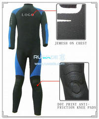 Neoprene surfing suit -053