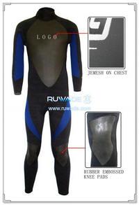Neoprene full wetsuit -055