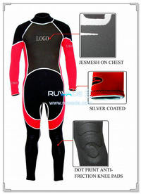 Windsurfing suit -056