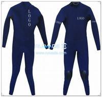 Neoprene full wetsuit -059