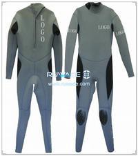 Neoprene full wetsuit -062