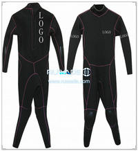 Neoprene surfing suit -068