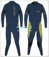 Neoprene surfing suit -069