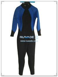 Neoprene full wetsuit -070-1