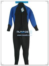 Neoprene full wetsuit -070-2