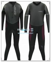 Neoprene full wetsuit -072