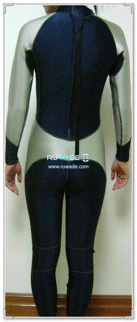 Neoprene surfing suit -075-2