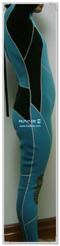 Neoprene surfing suit -076-4