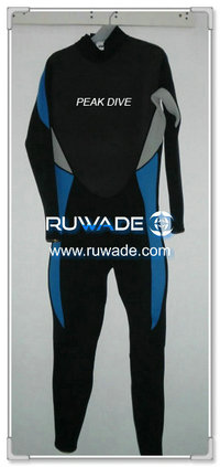 Neoprene surfing suit -093