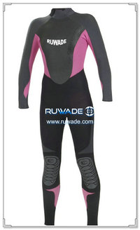 Women neoprene surfing suit -095