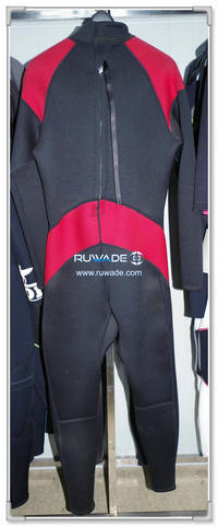Full wetsuits back zipper -144