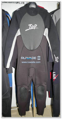 Full wetsuits back zipper -146