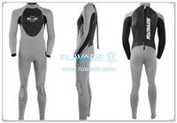 wetsuits cheios de volta do zipper -154