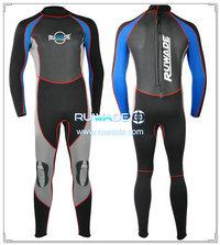 Neoprene surfing suit -160-2