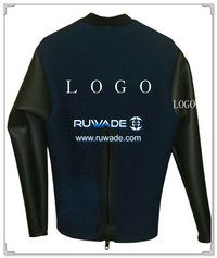 Long sleeve neoprene jacket/top -002-1