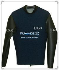 Long sleeve neoprene jacket/top -002