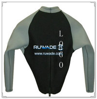 Long sleeve neoprene jacket/top -004-1