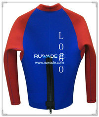 Long sleeve neoprene jacket/top -010-1
