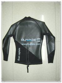 Long sleeve neoprene jacket/top -024-1