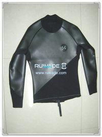 Long sleeve neoprene jacket/top -024
