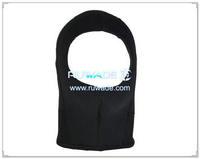 Neoprene scuba diving wetsuit hood -001