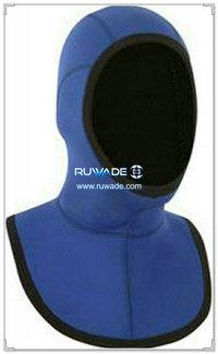 Neoprene scuba diving wetsuit hood -008