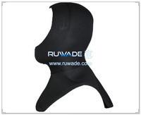 Neoprene scuba diving wetsuit hood -018