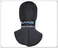 Neoprene scuba diving wetsuit hood -018-3