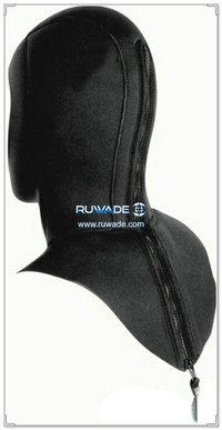 Neoprene scuba diving wetsuit hood -021