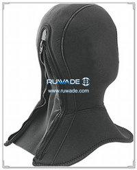 Neoprene scuba diving wetsuit hood -021-3