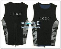 Neoprene wetsuit vest -007