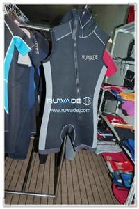 Neoprene senza maniche corto Giovanni wetsuits -007