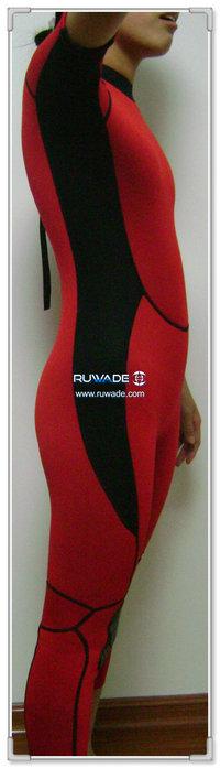 Short sleeve full wetsuit -001