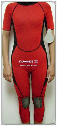 Short sleeve full wetsuit -001-2