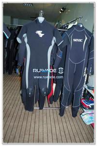 Short sleeve full wetsuit -004