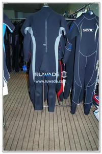Short sleeve full wetsuit -004-2