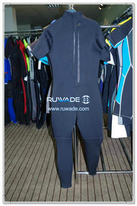 Short sleeve full surfing wetsuit -005