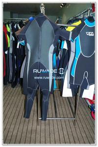 Short sleeve full surfing wetsuit -006-1
