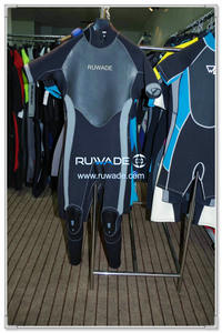 Short sleeve full windsurfing wetsuit -006