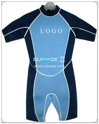 shorty-windsurfing-surfing-wetsuit-back-zipper-rwd006