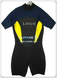 shorty-windsurfing-surfing-wetsuit-back-zipper-rwd008