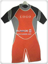 shorty-windsurfing-surfing-wetsuit-back-zipper-rwd016
