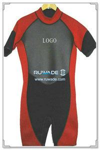 shorty-windsurfing-surfing-wetsuit-back-zipper-rwd019