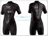 shorty-windsurfing-surfing-wetsuit-back-zipper-rwd028