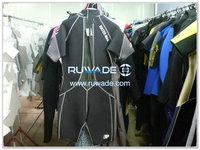 Shorty windsurfing back zipper wetsuit -069-2