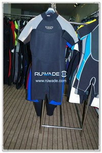 Shorty windsurfing back zipper wetsuit -073-1