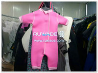Children shorty wetsuit -002