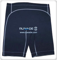 Neoprene wetsuit shorts 001-4