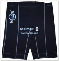 Traje de neopreno cortos pantalones -001