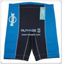 Traje de neopreno cortos pantalones -002
